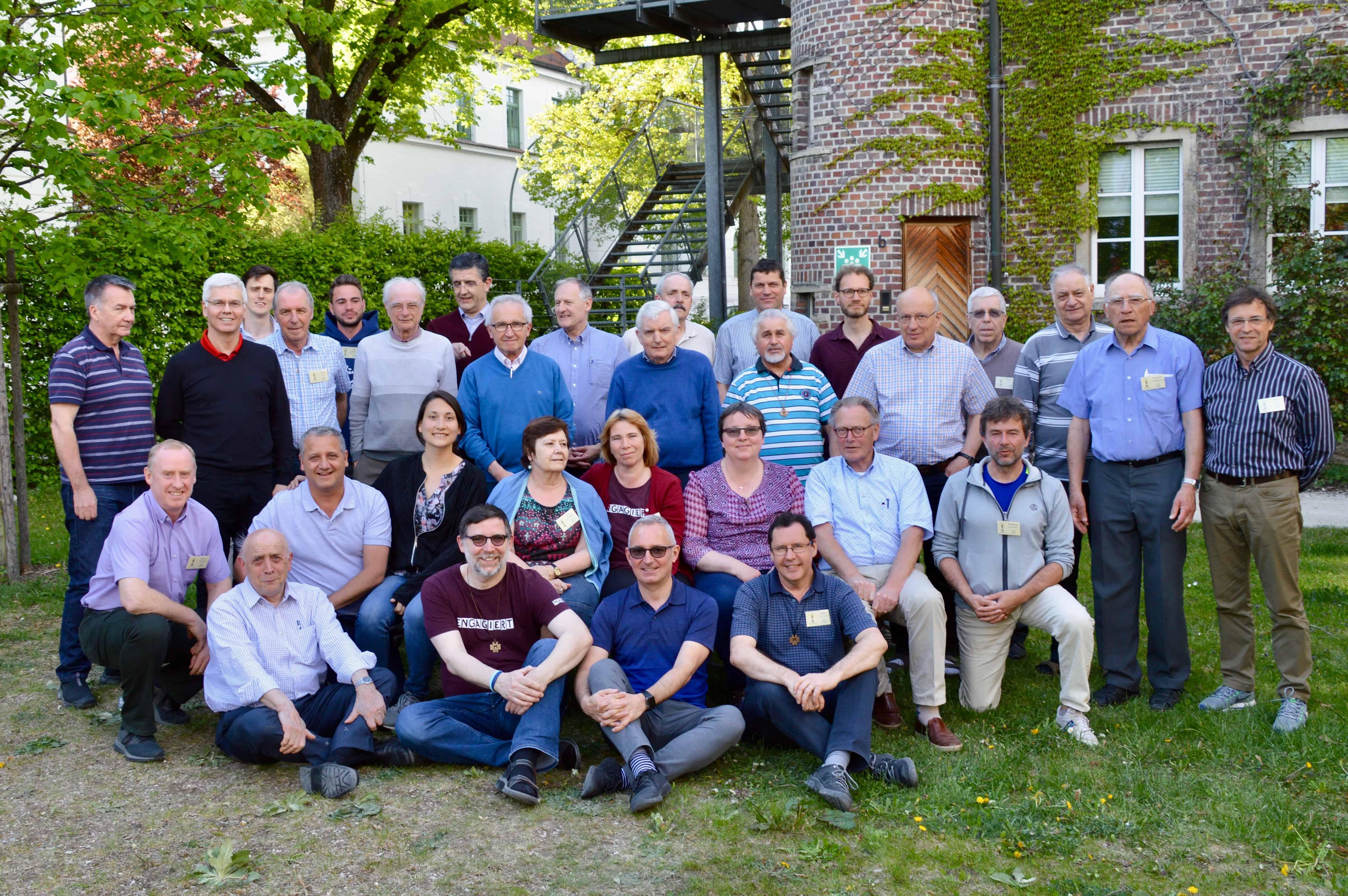 Provinzkapitel im Pallotti-Haus Freising